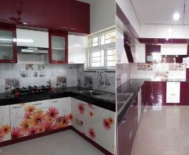 Modular Kitchen Interior Designers in Chennai